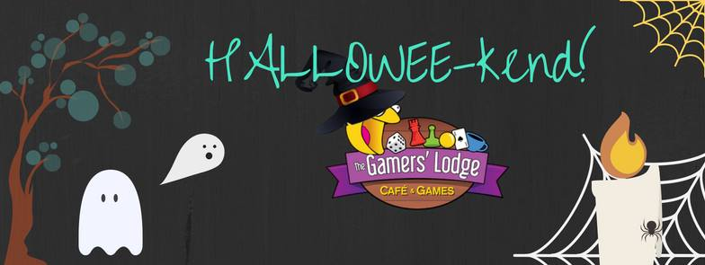 HALLOWEE-kend at The Gamer's Lodge