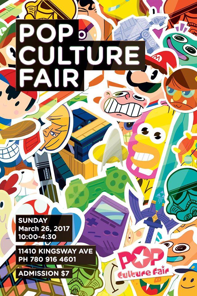Edmonton Pop Culture F...
